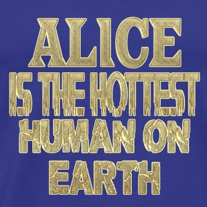 Alice - Men's Premium T-Shirt