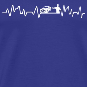 Heartbeat Driving Instructor T-Shirt Gift Driving School