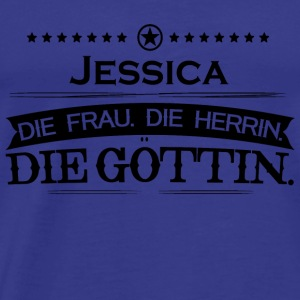birthday girl goettin Jessica - Men's Premium T-Shirt