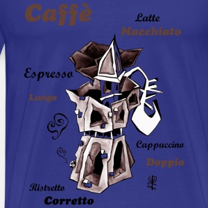 Venice T-shirts - Coffee Moka Express – Design