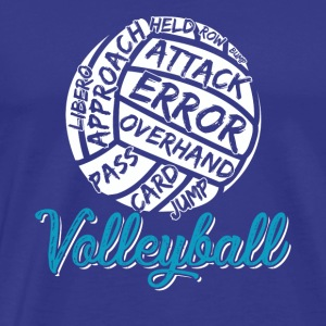 Volley-ball Sports de ballon - T-shirt Premium Homme