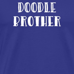Doodle Brother Dog lovers - Men's Premium T-Shirt