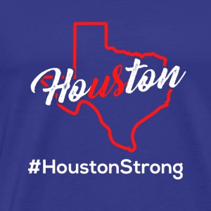 Houston Strong - Men's Premium T-Shirt