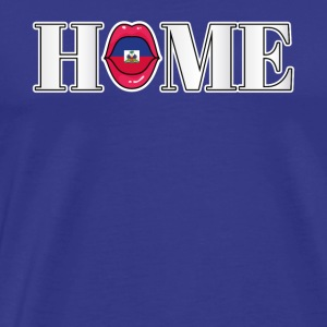 Haiti Home gift - Men's Premium T-Shirt