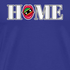 St. Kitts and Nevis Home gift - Men's Premium T-Shirt