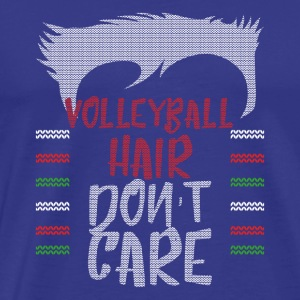 Gift for Hobby VOLLEYBALL - Men's Premium T-Shirt