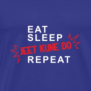 Eat Sleep Jeet Kune Do Repeat