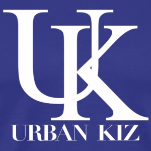 Urban Kiz white - Kizomba Dance Shirt - Men's Premium T-Shirt