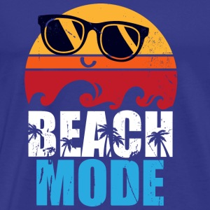 Beach fashion - beach - Premium-T-shirt herr