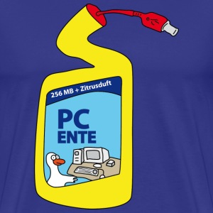 PC Ente | Computer | Gambling Gamer Nerd console - Men's Premium T-Shirt