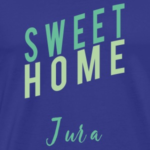 Home sweet Jura swiss Home shirt heimat - Männer Premium T-Shirt