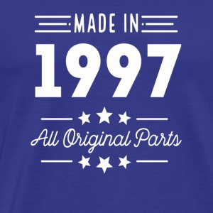 Made In 1997 All Original Parts - Men's Premium T-Shirt