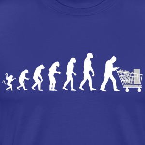 Evolution? - T-shirt Premium Homme