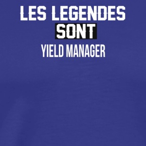 Yield manager - T-shirt Premium Homme