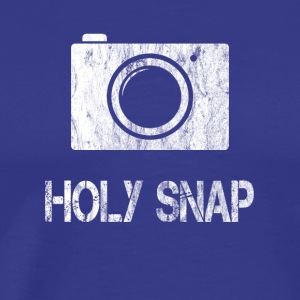 Holy Snap! - Men's Premium T-Shirt