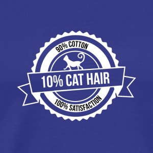 Cat Hair - Männer Premium T-Shirt