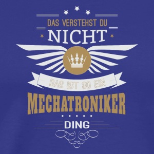 Mechatronics gift for birthday - Men's Premium T-Shirt