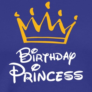 Birthday Princess - Men's Premium T-Shirt
