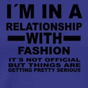 Relationship with FASHION - Men's Premium T-Shirt