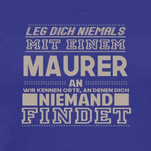 MAURER - Men's Premium T-Shirt