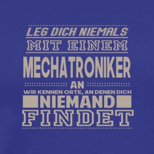MECHATRONIC - Men's Premium T-Shirt