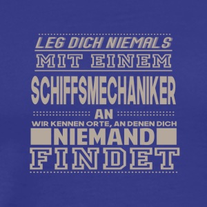 SHIP MECHANIC - Mannen Premium T-shirt