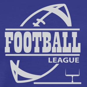 Football League Football College Team Liga - Männer Premium T-Shirt