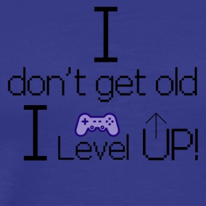 I level up - Men's Premium T-Shirt