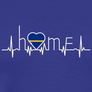 i love home home Nauru - Men's Premium T-Shirt