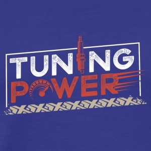 TUNING PUISSANCE PS - T-shirt Premium Homme