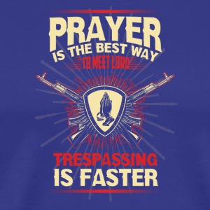 PRAYER - Männer Premium T-Shirt