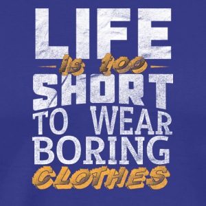 Boring clothes - Men's Premium T-Shirt