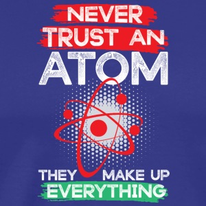ATOM Physicist Shirt - Men's Premium T-Shirt