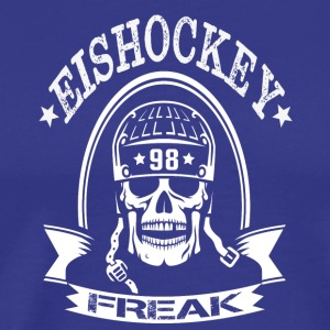 HOCKEY FREAK - Premium T-skjorte for menn