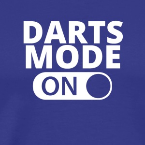 MODE ON DARTS - Men's Premium T-Shirt