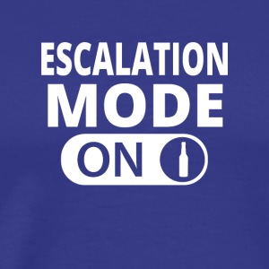 MODE ON ESCALATION - Männer Premium T-Shirt