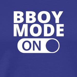 MODE ON BBOY - Männer Premium T-Shirt