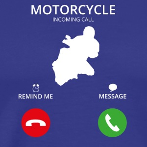 Call Mobile Phone - Men's Premium T-Shirt