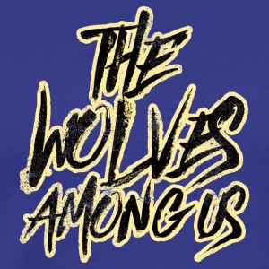 Varulv / Halloween: The Wolves Among Us - Premium T-skjorte for menn