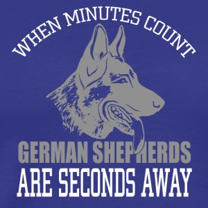 German Shepherds - Men's Premium T-Shirt
