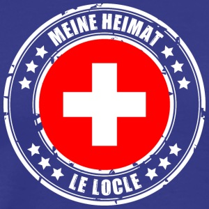 MY Le Locle - Premium-T-shirt herr