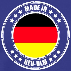 NEU-ULM - Men's Premium T-Shirt