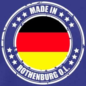ROTHENBURG OL - Men's Premium T-Shirt