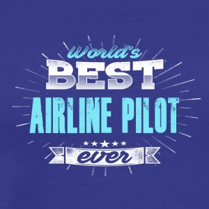 Best pilot - Men's Premium T-Shirt