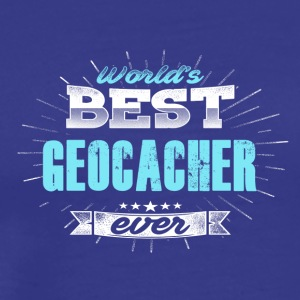 World's Greatest Geocacher - Men's Premium T-Shirt