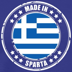 MADE IN SPARTA - Männer Premium T-Shirt
