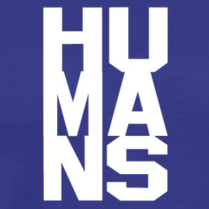 humans - Men's Premium T-Shirt