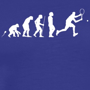 Evolution Tennis 7 - Premium-T-shirt herr