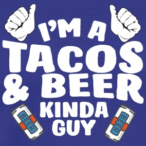 49 kind of guy tacos - Männer Premium T-Shirt