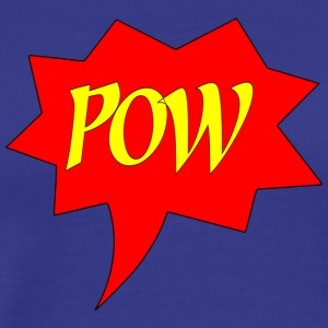 pow - Men's Premium T-Shirt
